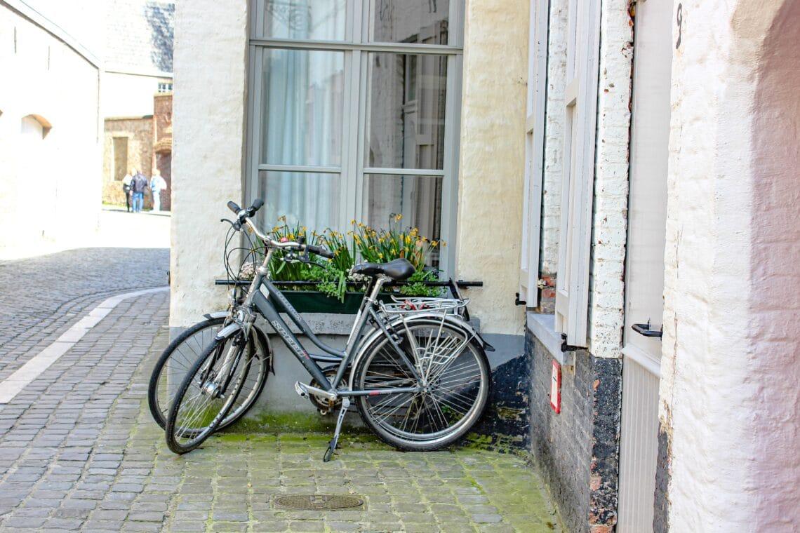 vélos à Bruxelles
