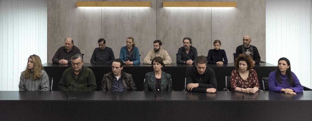 The Twelve, série flamande sur Netflix